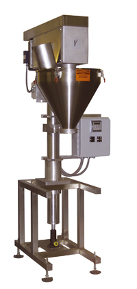 Stand Alone 2000 Auger Filler