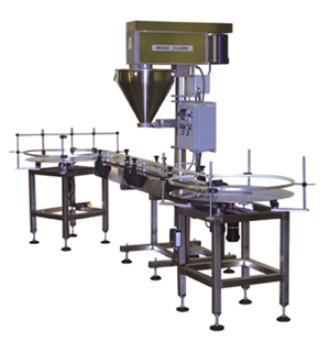 Single Head 3000 Auger Filler