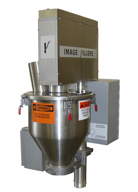 Compact Table Top Auger Filler